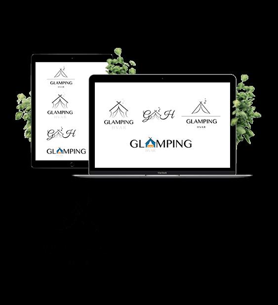 Glamping Hvar (logotip)